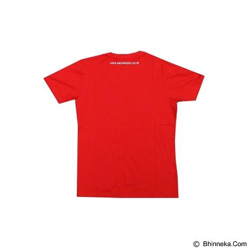 SMS Kaos Pria One Heart Size L - Red - Kaos Pria