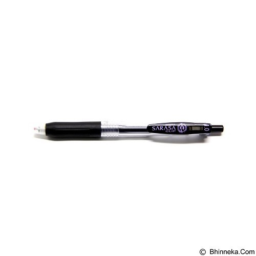 ZEBRA Ball Pen Sarasa Clip 1.0 - Black - Pen / Ballpoint