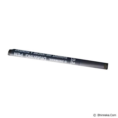 SNOWMAN Drawing Pen [02] - Pulpen Gambar / Drawing Pen