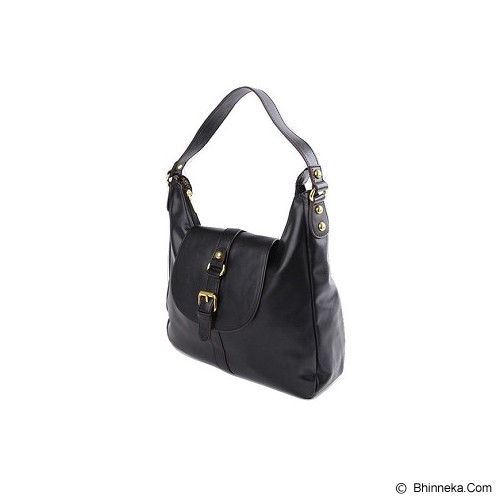SOGNO ACCESSORIES Vanessa Shoulder bag - Black - Shoulder Bag Wanita