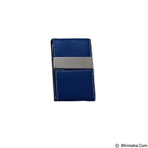 SOHO Card Holder Vertikal BT - Blue - Tempat Kartu Nama Pria
