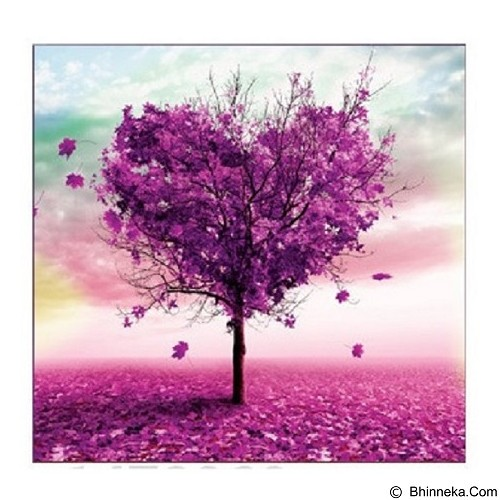 SOHO Diamond Painting Love Tree 03 - Wall Art / Hiasan Dinding