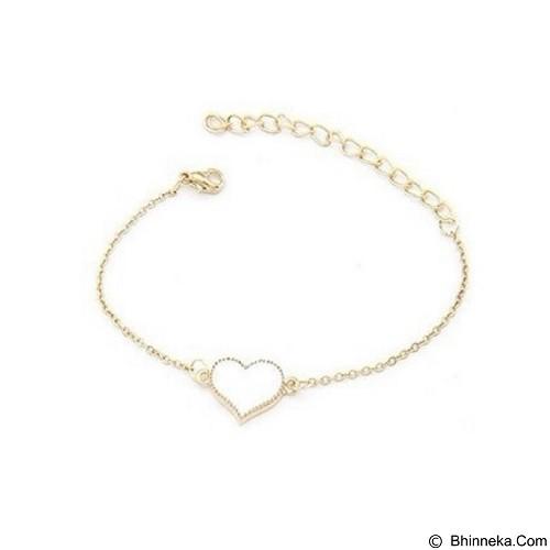 SOHO Gelang Love Putih - Gelang / Bracelet