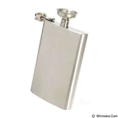 SOHO Hip Flask 12oz Polos - Sport Water Bottle / Botol Minum