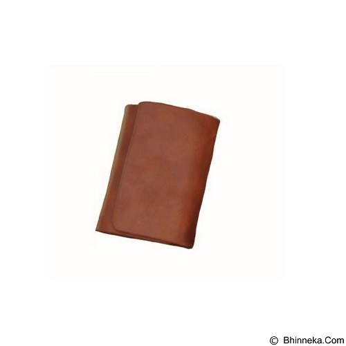 SOHO Magnetic Money Clip Card Holder TF01 - Soft Brown (Merchant) - Dompet Pria