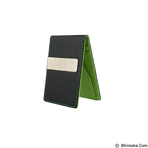 SOHO Money Clip Card Holder - Green - Dompet Pria