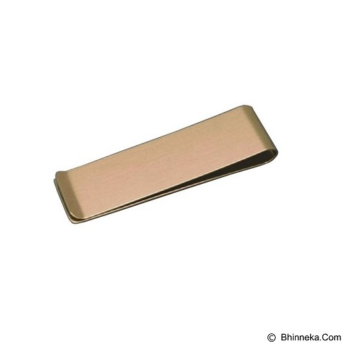 SOHO Money Clip Model PJ - Gold - Paper Clip