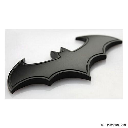 SOHO Stiker Emblem Mobil Batman Full Metal - Organizer Mobil