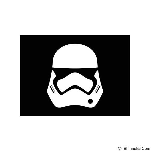 SOHO Stiker Troops Star Wars - White - Wall Art / Hiasan Dinding