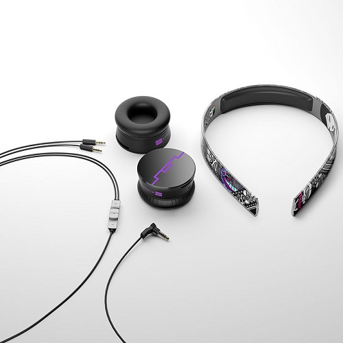 SOL REPUBLIC Tracks HD X TKDK MFI M - Headphone Portable