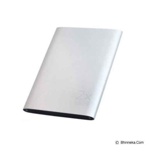 SOLOVE Powerbank 20000mAh [A8] - Silver - Portable Charger / Power Bank