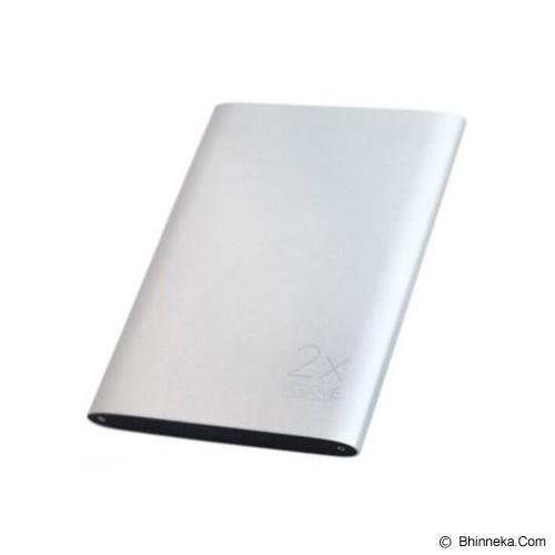 SOLOVE Powerbank 20000mAh [A8] - Silver - Portable Charger / Power Bank