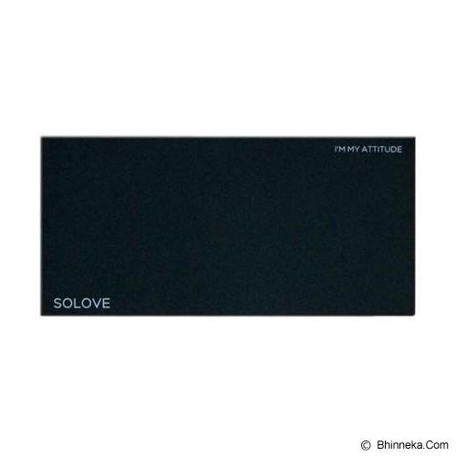 SOLOVE Powerbank 8000mAh [S1] - Black - Portable Charger / Power Bank