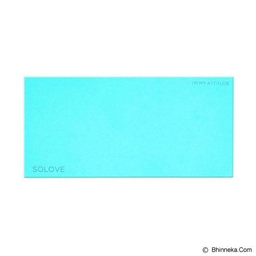 SOLOVE Powerbank 8000mAh [S1] - Blue - Portable Charger / Power Bank