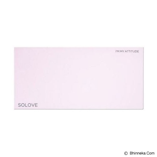 SOLOVE Powerbank 8000mAh [S1] - Pink - Portable Charger / Power Bank