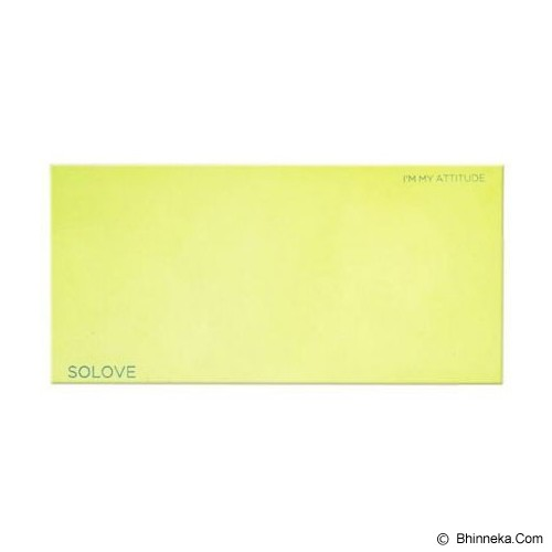 SOLOVE Powerbank 8000mAh [S1] - Yellow - Portable Charger / Power Bank
