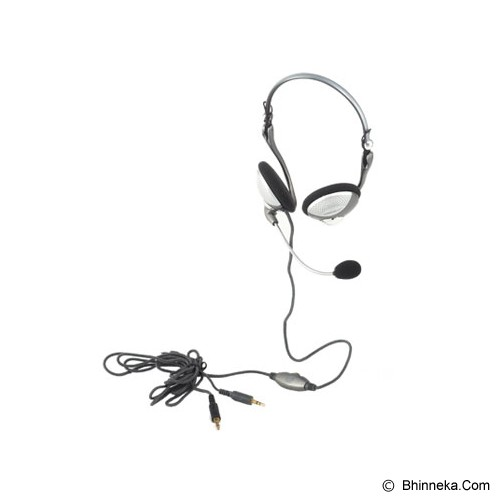 SONICGEAR BS 200 - Black - Headset Pc / Voip / Live Chat