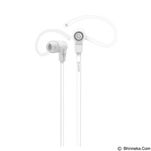 SONICGEAR Earpump Sport 2 - White - Earphone Ear Monitor / Iem