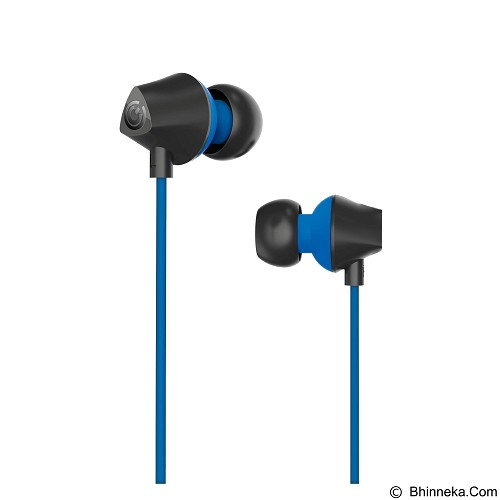 SONICGEAR NeoPlug Treon - Blue - Earphone Ear Monitor / Iem