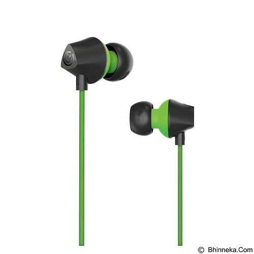 SONICGEAR NeoPlug Treon - Green - Earphone Ear Monitor / Iem