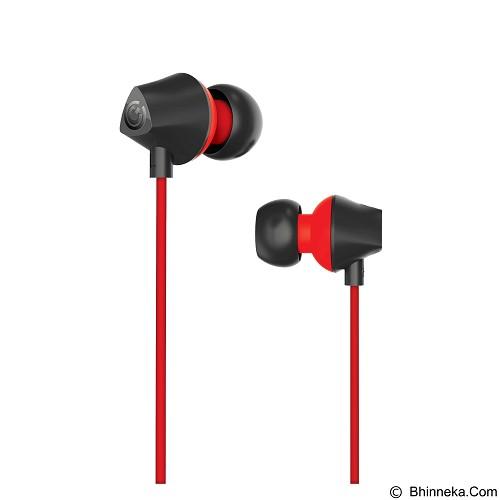 SONICGEAR NeoPlug Treon - Red - Earphone Ear Monitor / Iem