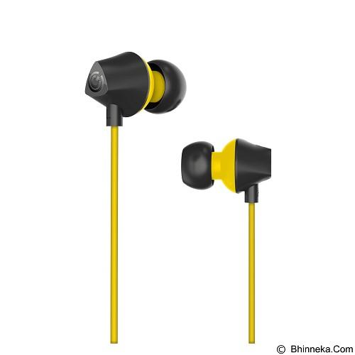 SONICGEAR NeoPlug Treon - Yellow - Earphone Ear Monitor / Iem