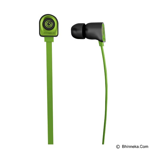 SONICGEAR Neoplug Nozz - Green - Earphone Ear Monitor / Iem