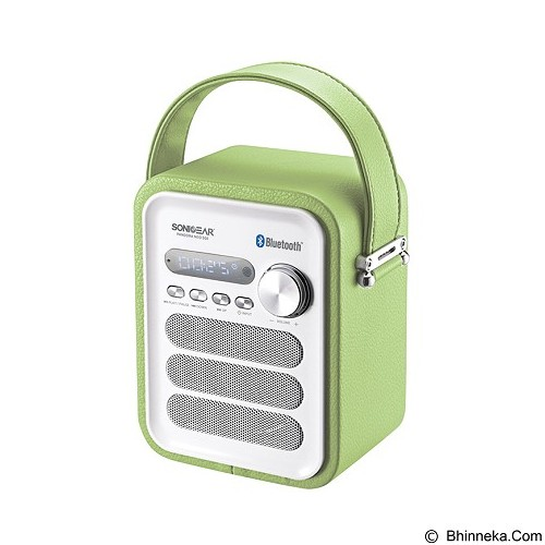 SONICGEAR Pandora Neo 500 - Green - Speaker Bluetooth & Wireless