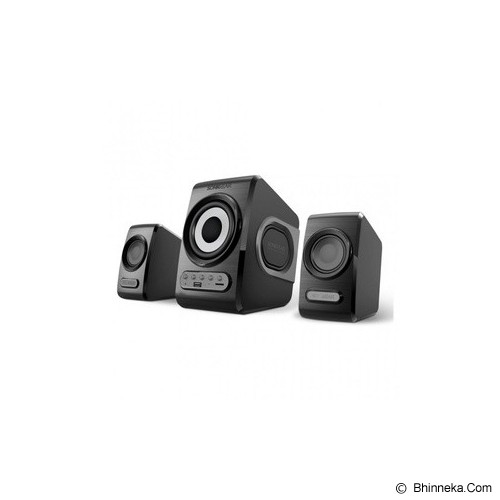 SONICGEAR Quarto V - Speaker Computer Basic 2.1