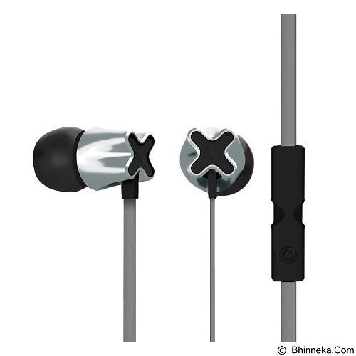 SONICGEAR Spark Plug Turbine - Grey - Earphone Ear Monitor / Iem
