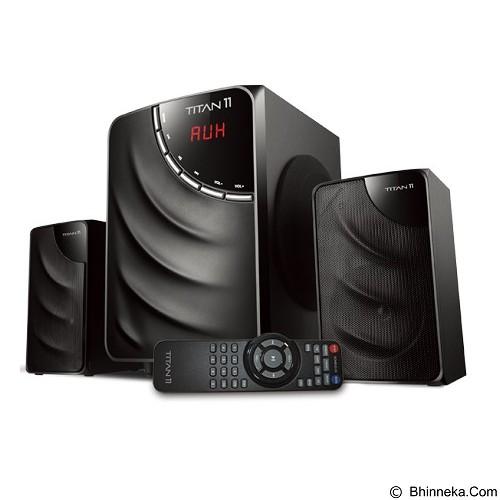 SONICGEAR Titan 11 BTMI - Speaker Computer Performance 2.1
