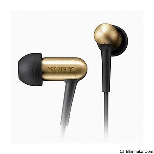 SONY Balanced Armature Premium In-Ear Canal [XBA-100] - Earphone Ear Monitor / Iem