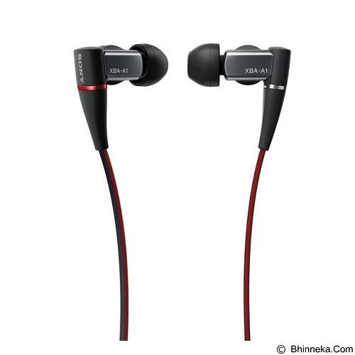 SONY Balanced Armature Premium In-Ear Canal [XBA-A1AP/QE] - Earphone Ear Monitor / Iem