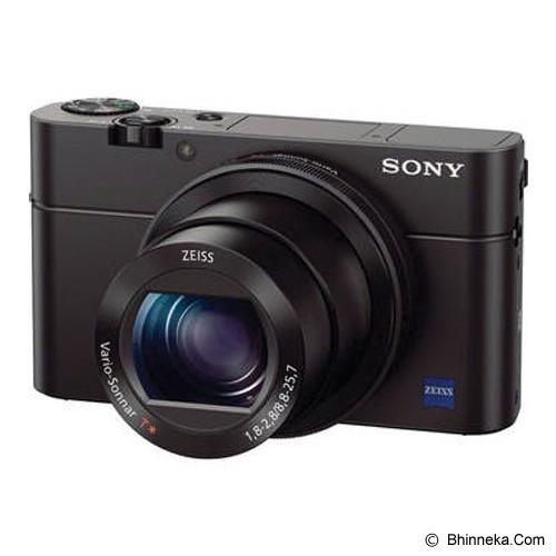SONY Cybershot DSC-RX100 III (Merchant) - Camera Pocket / Point and Shot