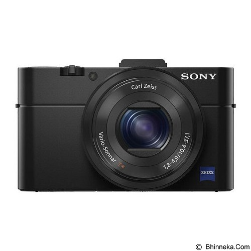 SONY Cybershot DSC-RX100M2 - Camera Pocket / Point and Shot