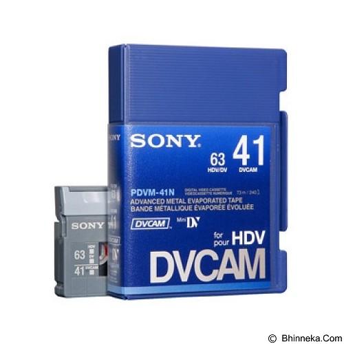 SONY DV-Cam 41 (Merchant) - MiniDV Cassette