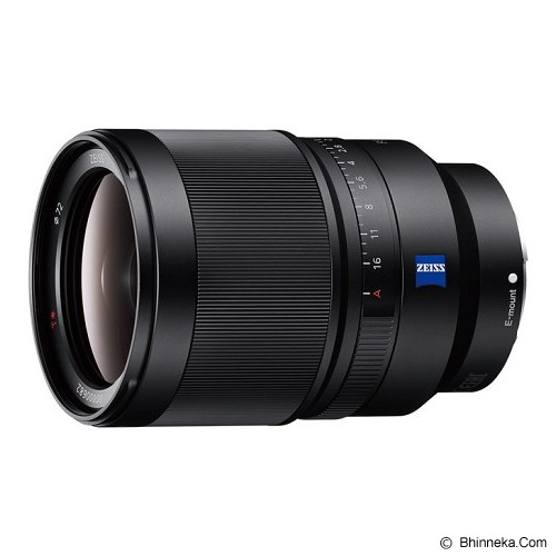 SONY Distagon T* FE 35mm f/1.4 ZA Lens [SEL35F14Z] - Camera Mirrorless Lens