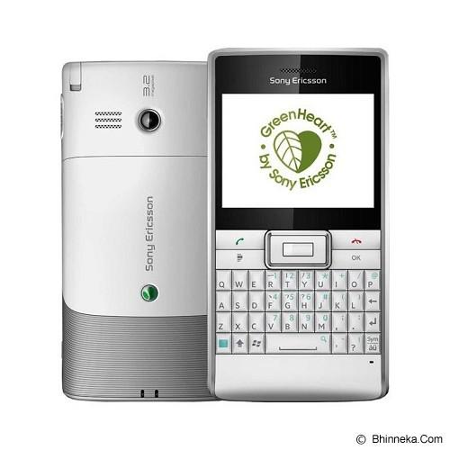 SONY ERICSSON M1 Aspen - White Silver (Merchant) - Handphone Gsm