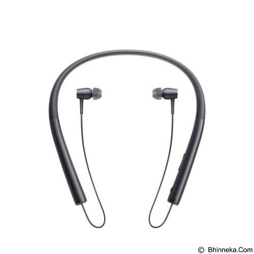 SONY Earphone [MDR-EX750BT] - Black - Earphone Ear Monitor / Iem