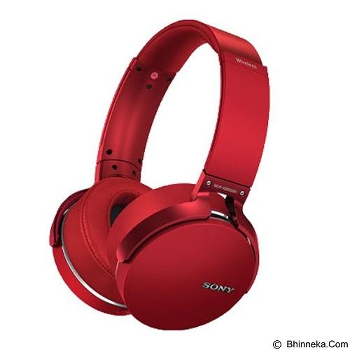Jual Headset Bluetooth SONY Extra Bass Wireless Headphone [MDR-XB950B1]