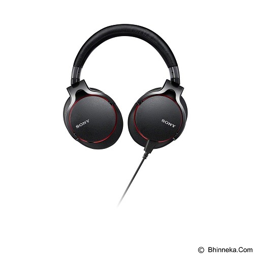 SONY Headphones [MDR-1A DAC] - Black - Headphone Portable