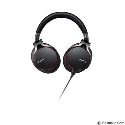 SONY Headphones [MDR-1A DAC] - Black - Headphone Portable