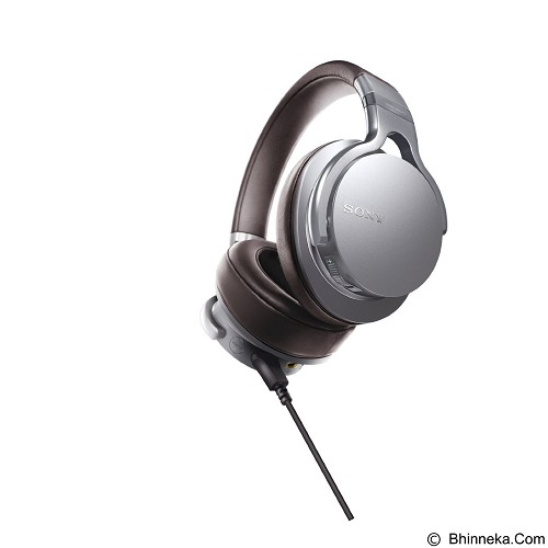 SONY Headphones [MDR-1A DAC] - Silver - Headphone Portable