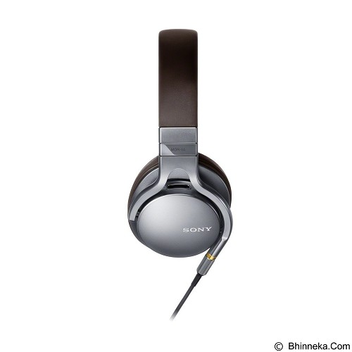 SONY Headphones [MDR-1A] - Silver - Headphone Portable
