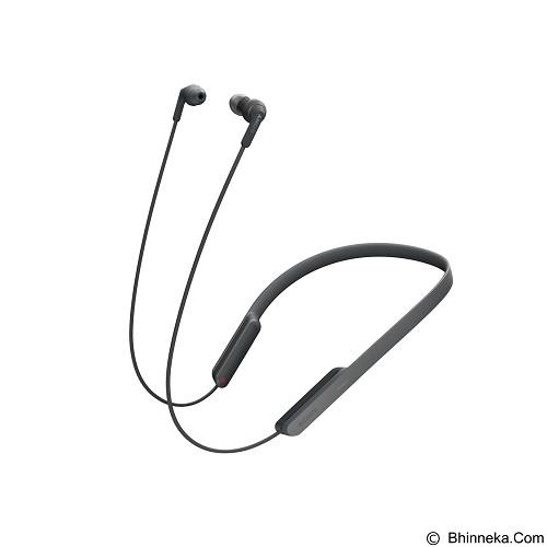 SONY In-ear Headphones Bluetooth [MDR-XB 70 BT] - Black - Headset Bluetooth