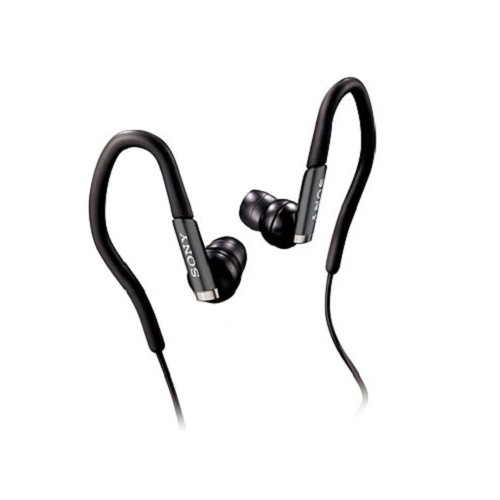 SONY Earphone [MDR-AS41EX] - Black - Earphone Ear Monitor / Iem