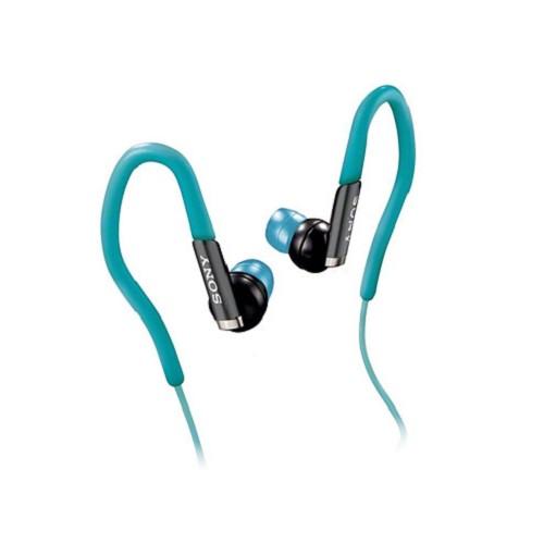 SONY Earphone [MDR-AS41EX] - Blue - Earphone Ear Monitor / Iem