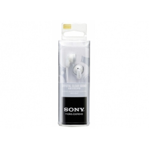SONY Earbud Headphones [MDR-E9LP] - Snow White - Earphone Ear Bud