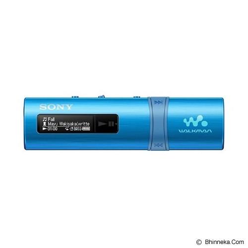 SONY MP3 Player [NWZ-B183F] - Blue - Mp3 Players