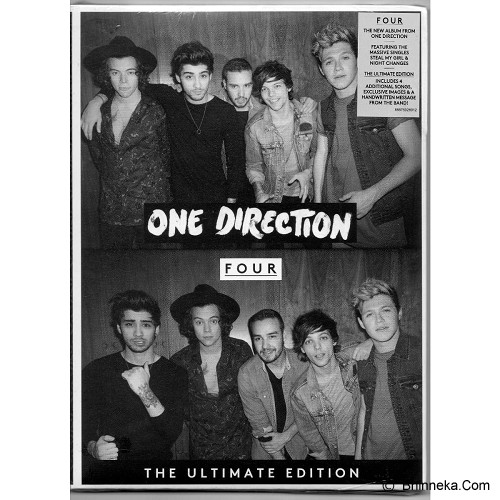 SONY MUSIC INDONESIA One Direction - Four Ultimate - Lagu Pop